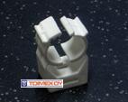 CLIC-kupariputkenpidin / valkoinen
